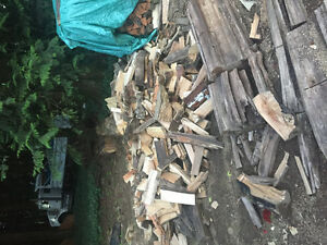 Estetically challanged firewood
