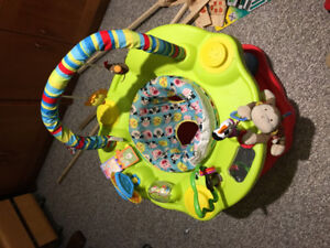 Exer-Saucer (Baby Active) - good one!