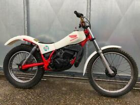 HONDA TLR TLM 80 50 TWIN SHOCK TRIALS CRACKING BIKE £1595 OFFERS PX 200