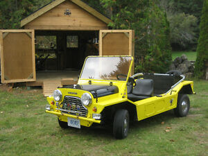 Austin Mini Moke 1966 (British)