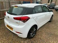 ✿2015/15 Hyundai i20 1.4 SE, 5dr, White ✿NICE EXAMPLE ✿ONE OWNER✿