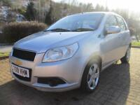 Chevrolet Aveo LS 5dr PETROL MANUAL 2009/09