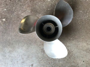 Stainless Prop