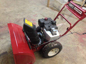 "!!!Wow!!! 100% complete/ready to go! Mtd Pro 8hp/26"" snowblower"
