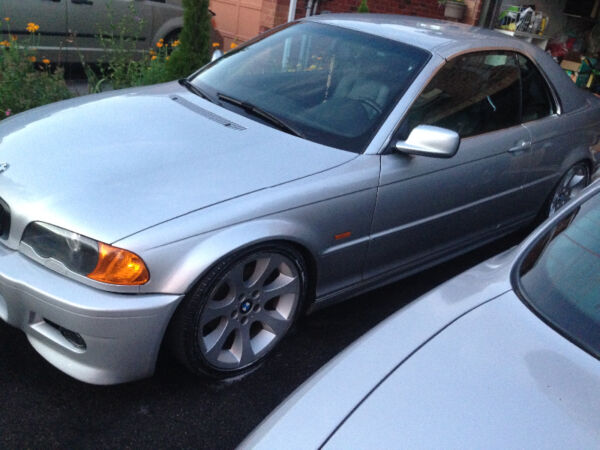 Bmw 325ci convertible for 2001 bmw 325i window problems