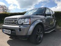 Land Rover Discovery 4 3.0 TD V6 XS SUV 5dr Diesel Automatic 4x4 (244... 2009/59
