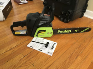 Poulan Pro Chainsaw Model P3314 14""