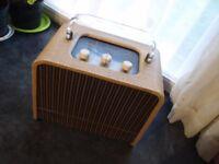 Ever Ready Sky King vintage radio, 1956