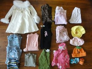 Girls clothes, upto 1 year