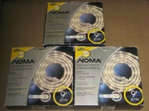 NOMA - INDOOR - OUTDOOR - WARM WHITE - LED - RIBBED ROPE LIGHTS