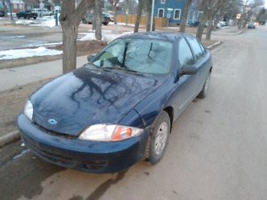 2002 Chevy Cavalier (Perfect Winter Car)