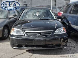 2002 Honda Civic PURE EXHILARATION.
