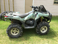 2006 Kawasaki Brute Force 750 REDUCED!
