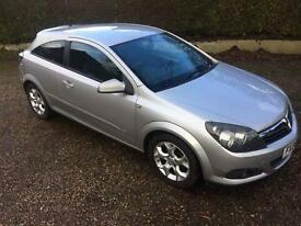 Vauxhall/Opel Astra 1.6i 16v Sport Hatch 2006.5MY SXi
