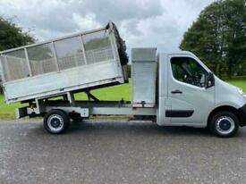2016 Renault Master 2.3Dci LL35 3.5t Business Dropside Tipper Euro 5 125Bhp TIPP