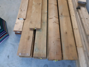 2 x 8 x 8 pressure treated wood 16 pieces