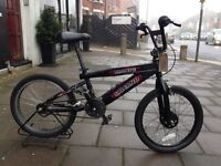 A USED FULLY REFURBISH SALCANO MANIC BMX FOR SALE ONLY £45
