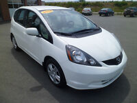 *SOLD* 2014 Honda Fit LX Hatchback City of Halifax Halifax Preview