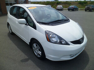 *SOLD* 2014 Honda Fit LX Hatchback