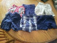 Boys shorts size 6-12 months