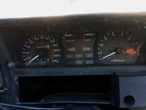 Honda Goldwing 1200 GL1200 guages instrument speedo tach fuel gu