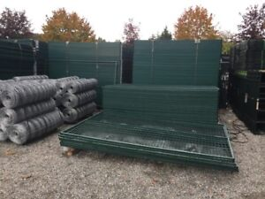 NEW..Temporary Construction Fence Panels..Wholesale Prices