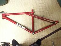 Piece velos montagne/ montain bike parts