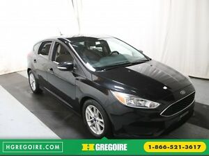 2015 Ford Focus HATCHBACK SE A/C GR ELECT MAGS BLUETHOOT
