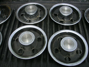 Pontiac GTO Rally 1 wheels with trim ring & cap $150 ea Peterborough Peterborough Area image 8