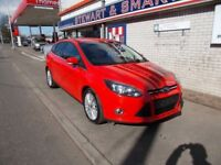 2013 Ford Focus 1.6TDCi ( 115ps ) Zetec