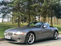 2003 BMW Z4 3.0 i Roadster 2dr ONLY 65K MILES *STUNNING EXAMPLE