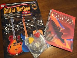 Academy Acoustic Guitar With Accessories