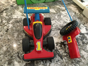 Vintage Fisher Price &  Playskool Toys $14-$18