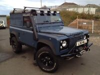 Land Rover Defender 90 300tdi 300 tdi 1997