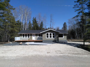 Year round cottage for sale - clear lake/onanole