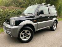 2008 Suzuki Jimny JLX PLUS Estate Petrol Manual