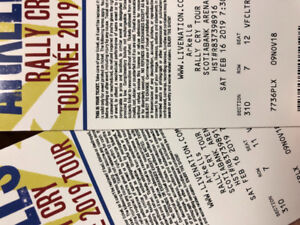 Arkells Rally Cry Tickets