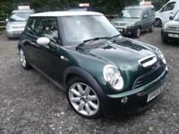 2005 Mini Hatchback 1.6 Cooper S 3dr 3 door Hatchback