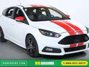 2016 Ford Focus ST TURBO A/C CUIR MAGS NAVIGATION