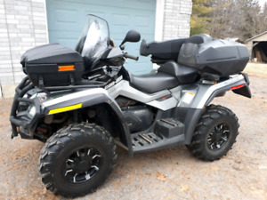 Can-Am 800r outlander max xt 2011