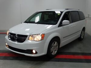 2014 Dodge Grand Caravan Crew   - DVD Player - Bucket Seats - He