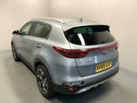 2019 Kia Sportage 1.6 CRDi ISG GT-Line 5dr ESTATE Diesel Manual