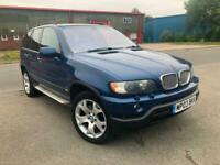 2003 BMW X5 4.4i V8 Sport 5dr Auto FSH ESTATE Petrol Automatic