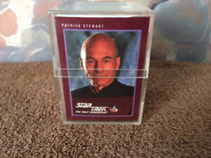 1991 Star Trek Collectible Cards