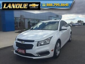 2015 Chevrolet Cruze Diesel  ONE OWNER-LEATHER-GREAT ON FUEL