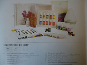 Young Living Essential Oils Kit SALE