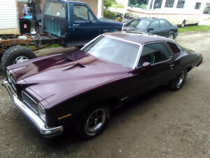 500 HP Pontiac LeMans TRADE FOR?