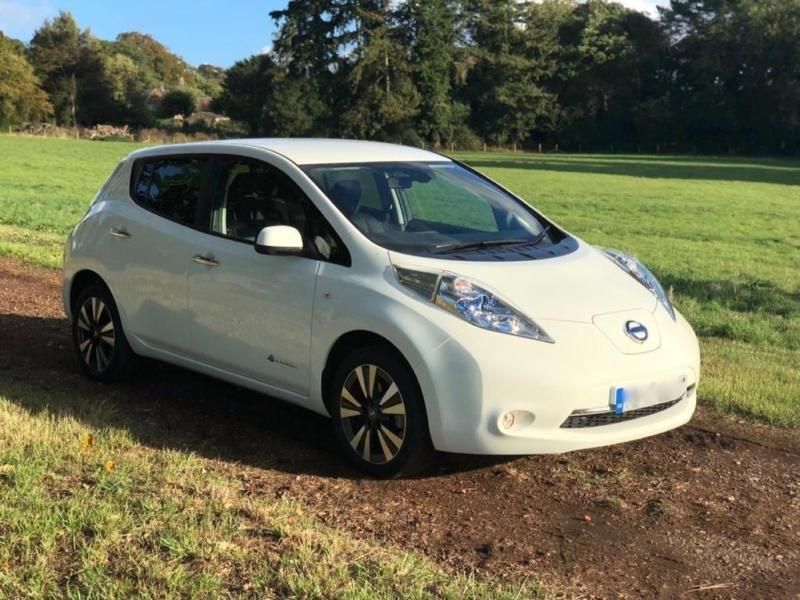 2015 Nissan Leaf 24kwh Tekna 5dr In Southampton Hampshire