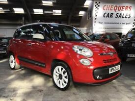 Fiat 500L Lounge Mpv 1.4 Manual Petrol