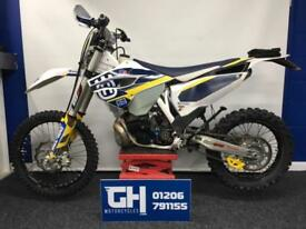 2015 HUSQVARNA TE250   GOOD CONDITION   FULLY SERVICED BY US   NOT KTM EXC 250